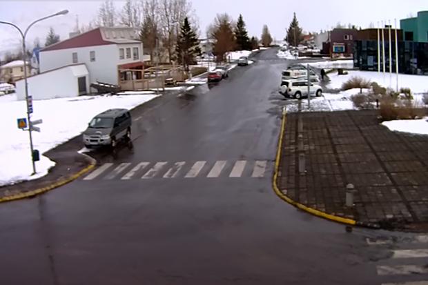 City patterns: CCTV. Image 2.