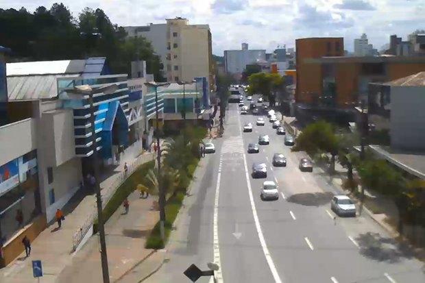 City patterns: CCTV. Image 38.