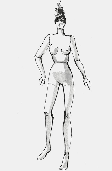 The complete history of mannequins: Garbos, Twiggies, Barbies and beyond. Image 17.