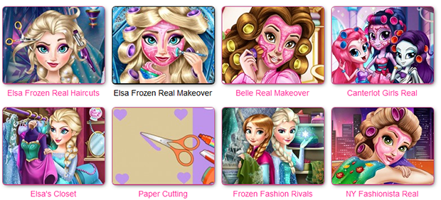 "These bootleg Frozen games are creepy or: why did I ""spank elsa butt""?. Image 2."