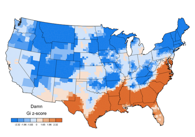 What f@#cking swear word does each American state use the most? . Image 5.