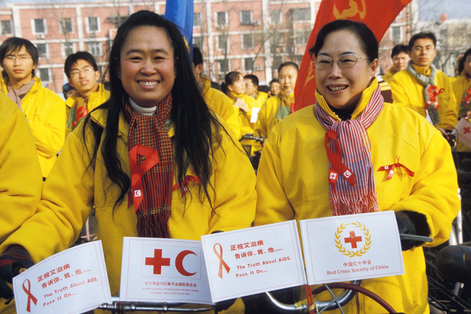 """Capitalism-loving disease"": Western China's hidden HIV epidemic. Image 2."