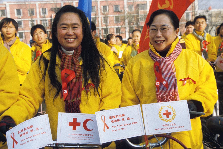 """Capitalism-loving disease"": Western China's hidden HIV epidemic. Image 2."