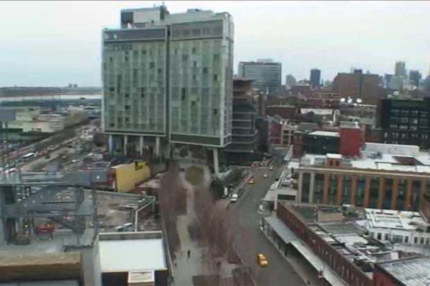 City patterns: CCTV. Image 35.