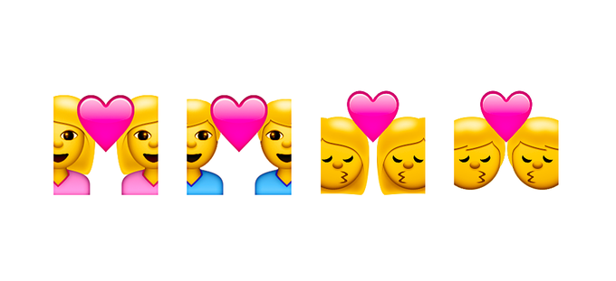 "Gay Apple Emojis Investigated In Russia: Russia Is Investigating ""gay Emoji""—Hopes&Fears"