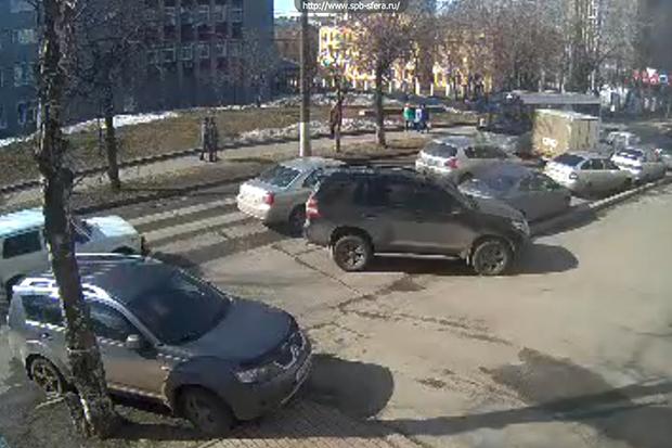 City patterns: CCTV. Image 27.
