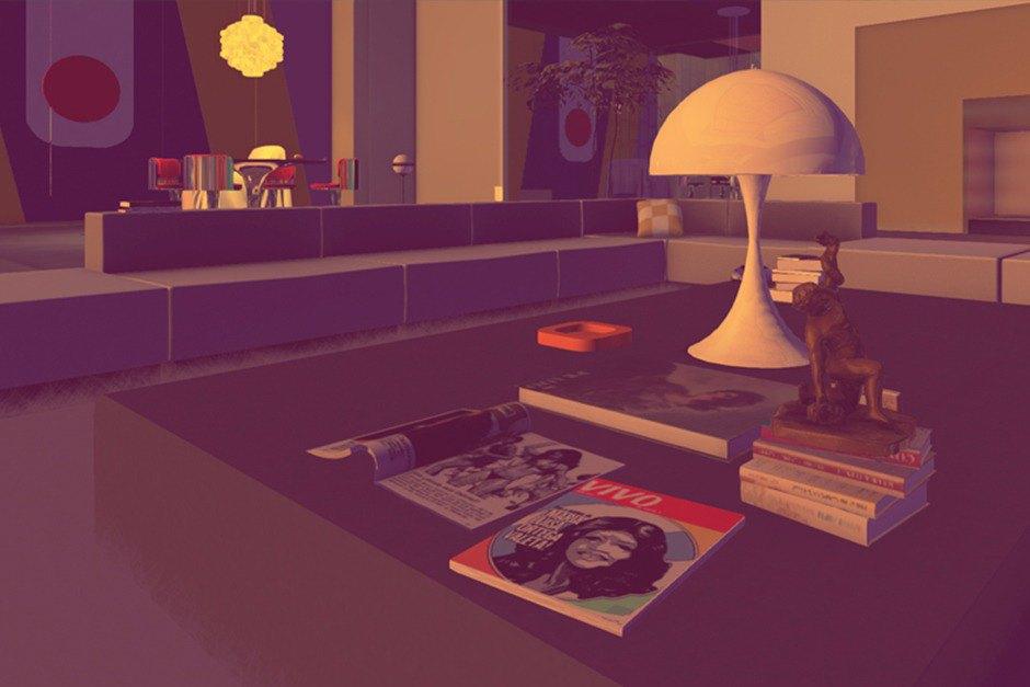 The underappreciated art of furniture in video games. Image 8.