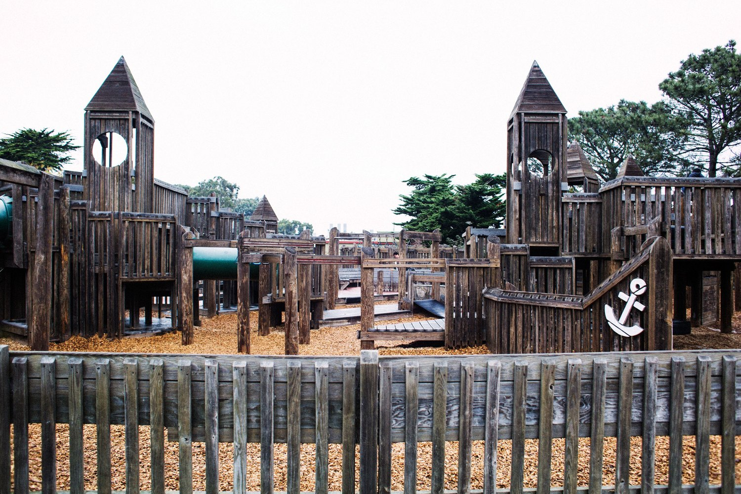 If you remember this playground, your childhood was awesome. Image 9.