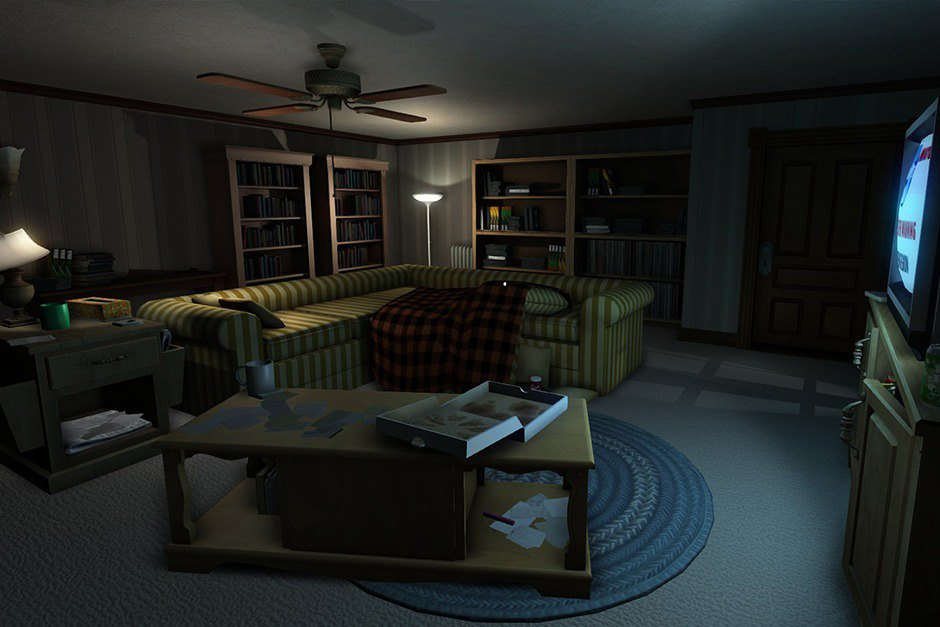 The underappreciated art of furniture in video games. Image 6.