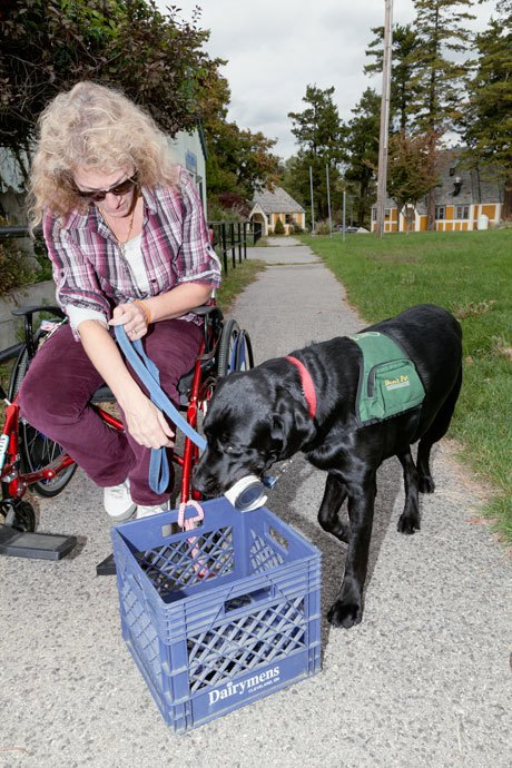 Inside the misunderstood world of psychiatric service dogs. Image 4.