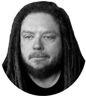 "Tech skeptic Jaron Lanier says successful people are either ""good at computers"" or ""sociopaths"" . Image 1."