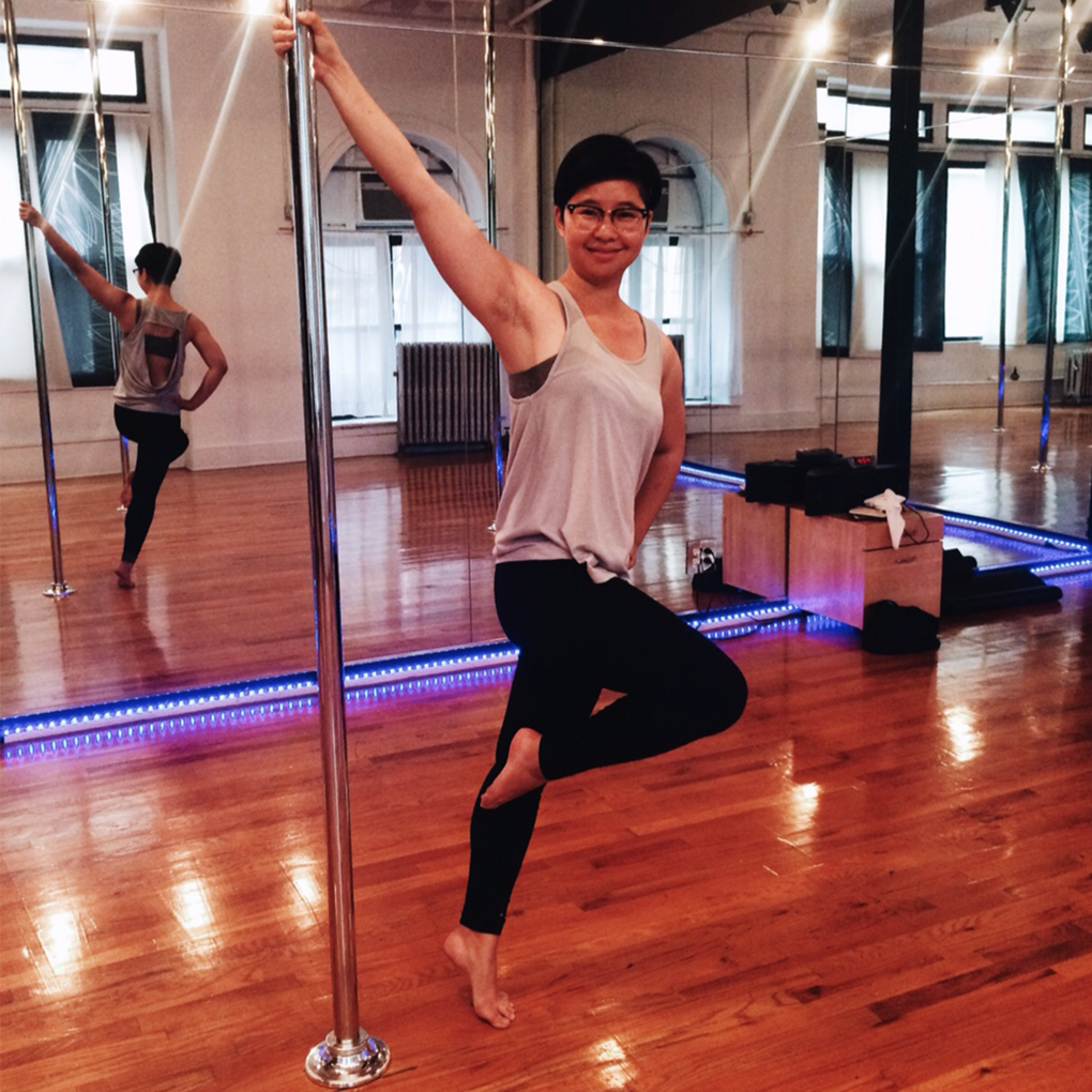 Pole dancing, naked yoga, punk rope: a week inside the weirdest fitness classes in NYC. Image 6.