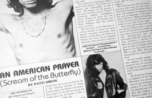 Did the internet kill rock gods? Mourning the immortal pages of my 1979 Creem Magazine. Image 2.