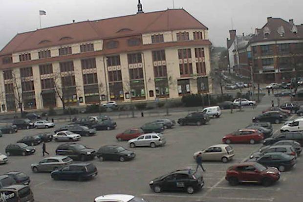 City patterns: CCTV. Image 22.