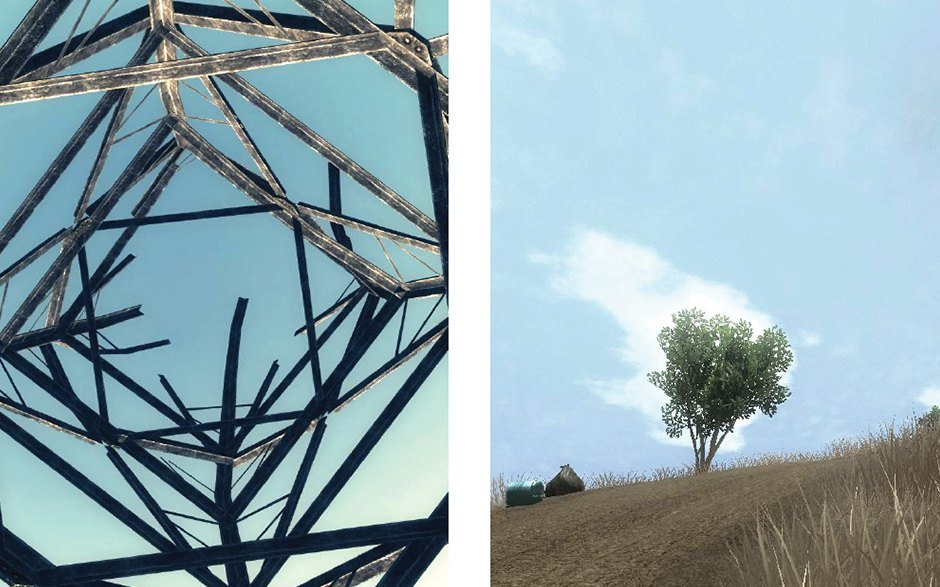 """Break out"" (Fallout 3) / ""Summer tree"" (Far Cry 2), Robert Overweg. Image 5."