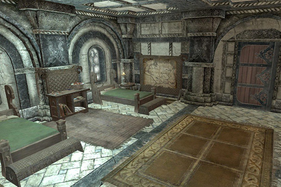 The underappreciated art of furniture in video games. Image 5.