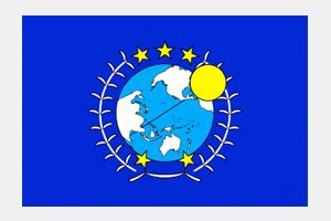 "How does this ""International Flag of Planet Earth"" compare to those in science fiction?. Image 7."