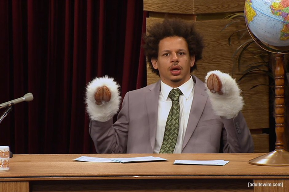 Inside The Eric Andre Show with producer Joshua Cohen . Image 2.
