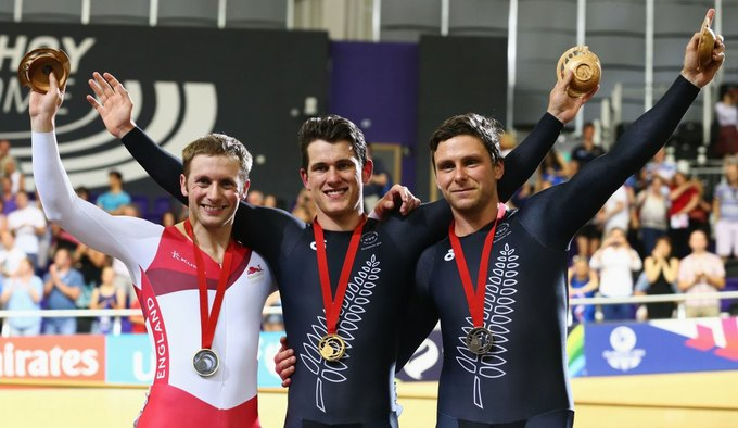 New Zealand Olympians. Image: Olympics. Image 8.