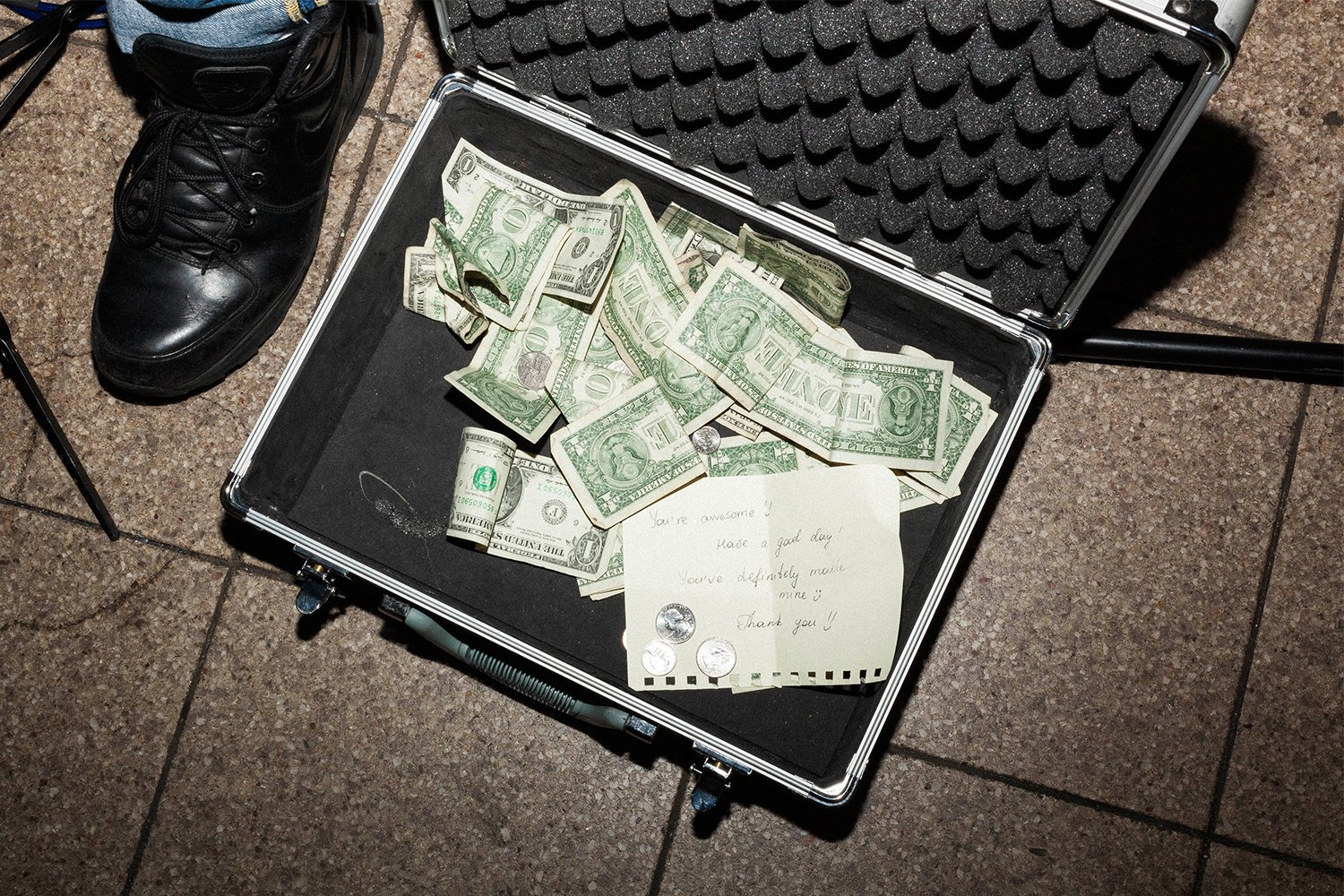 Is busking on the NYC subway more lucrative than streaming on Spotify?. Image 8.