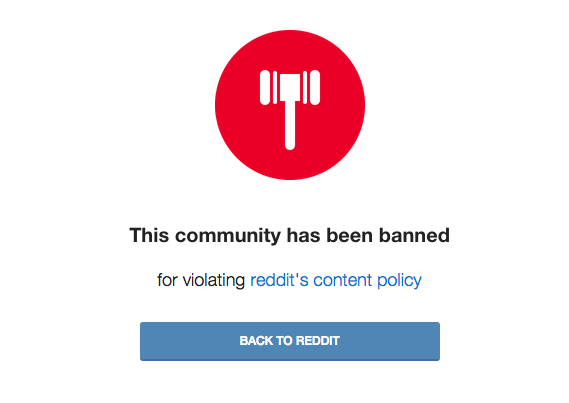 Reddit finally removes white supremacy forums. Image 1.