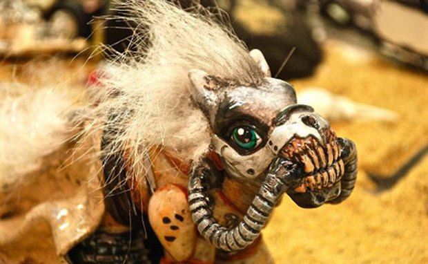 My Little Ponies go Mad Max. Image 3.