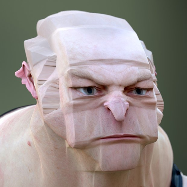 Lee Griggs, Deformations. Image 2.