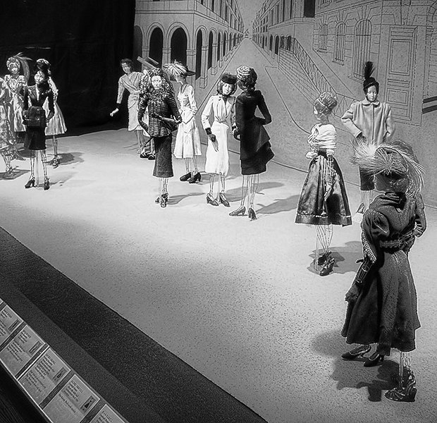 The complete history of mannequins: Garbos, Twiggies, Barbies and beyond. Image 18.