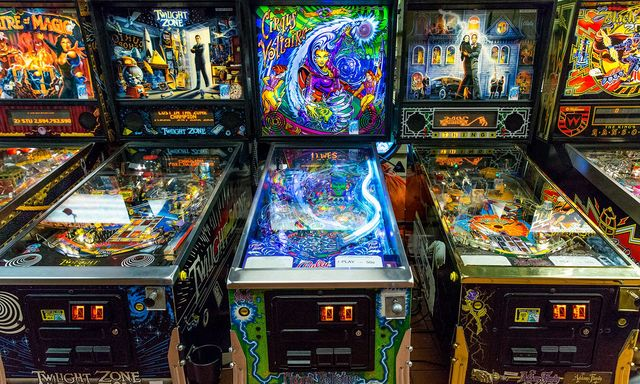The ultimate guide to pinball—Hopes&Fears