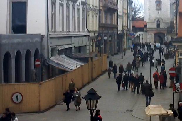 City patterns: CCTV. Image 18.