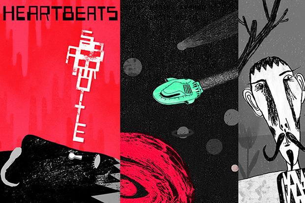 Heartbeats. Image 3.