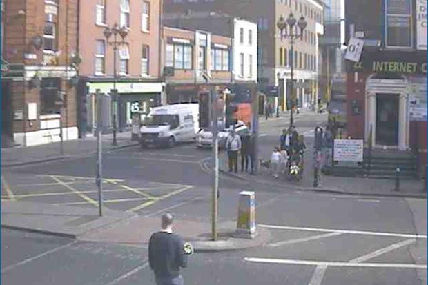City patterns: CCTV. Image 32.