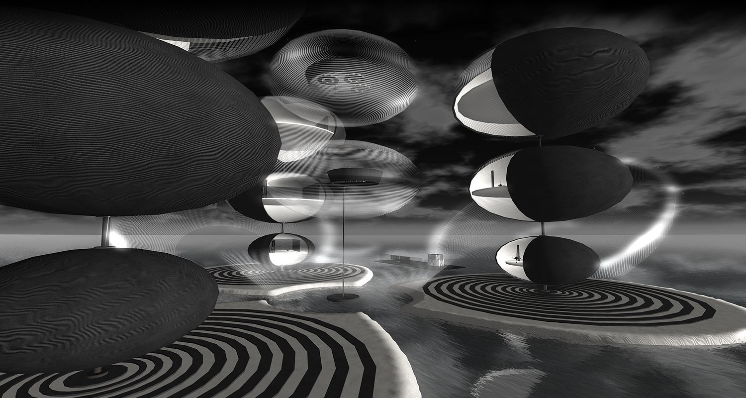 A surrealist Second Life designer on the role of pure play. Image 8.