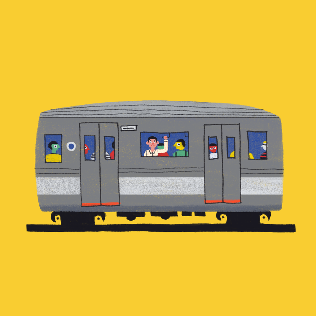 New Yorkers' seven most common anxieties, illustrated. Image 4.