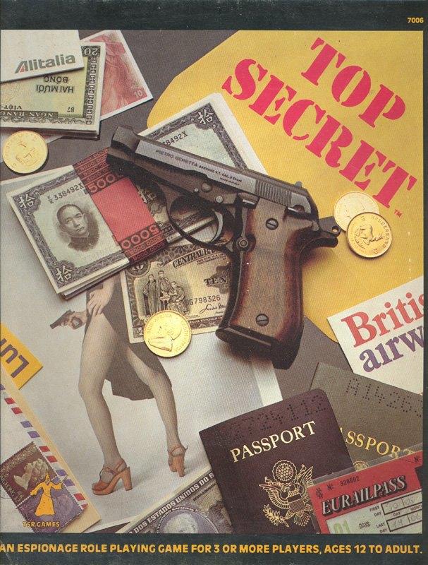 """Top Secret"" from TSR, image via Topless Robot.. Image 1."