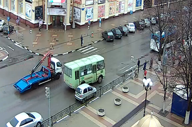 City patterns: CCTV. Image 9.