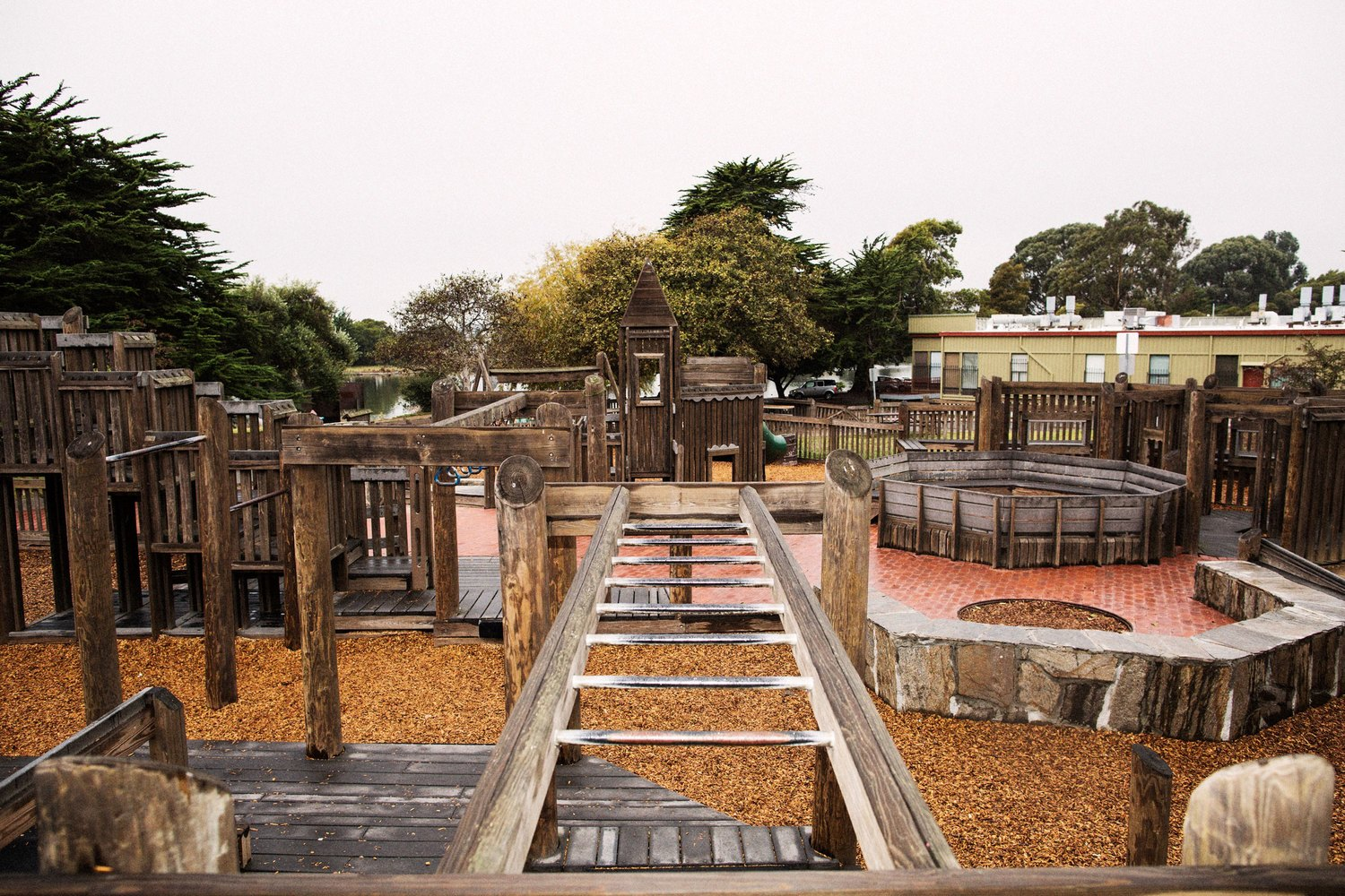 If you remember this playground, your childhood was awesome. Image 3.