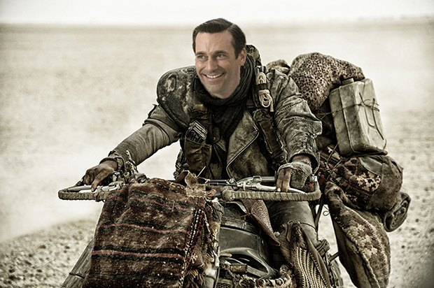Photoshop Mad Max and Mad Men together, win two tickets to Mad Max: Fury Road. Image 2.