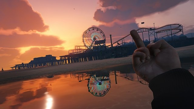 Here's a Grand Theft Auto V Ai Weiwei homage. Image 4.