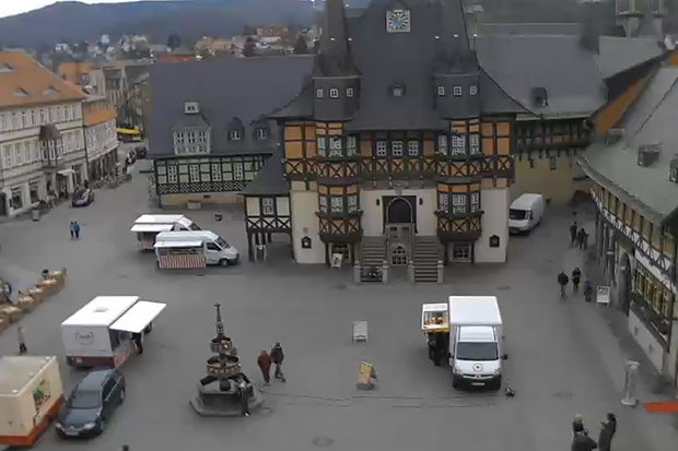 City patterns: CCTV. Image 1.