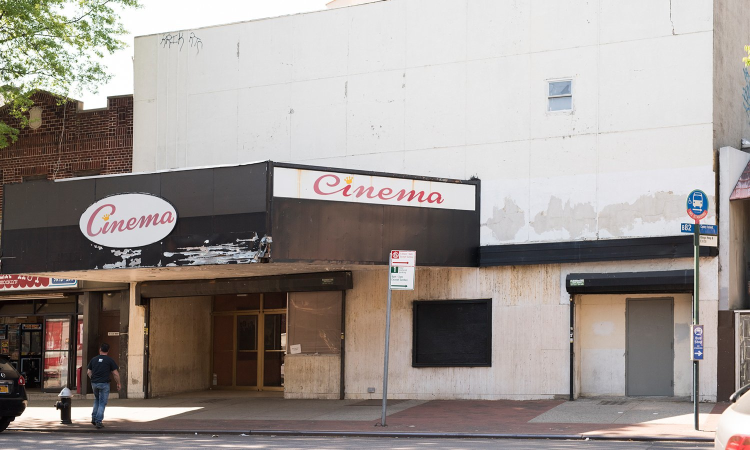 The last porn theaters in the age of the internet. Image 3.