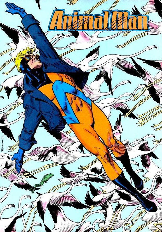 Animal Man, via DC Comics Database.. Image 2.