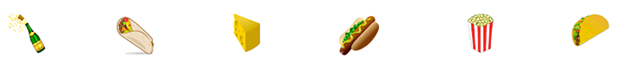 The taco emoji has arrived!. Image 1.