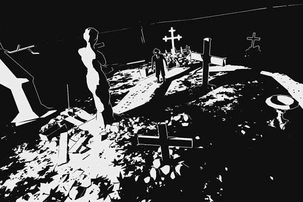 White Night . Image 1.
