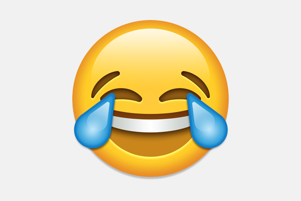 "Laugh-cry emoji beats out ""refugee"" for Oxford Dictionary's Word of the Year. Image 1."