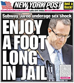 Why do tabloid headlines use so many puns?. Image 13.