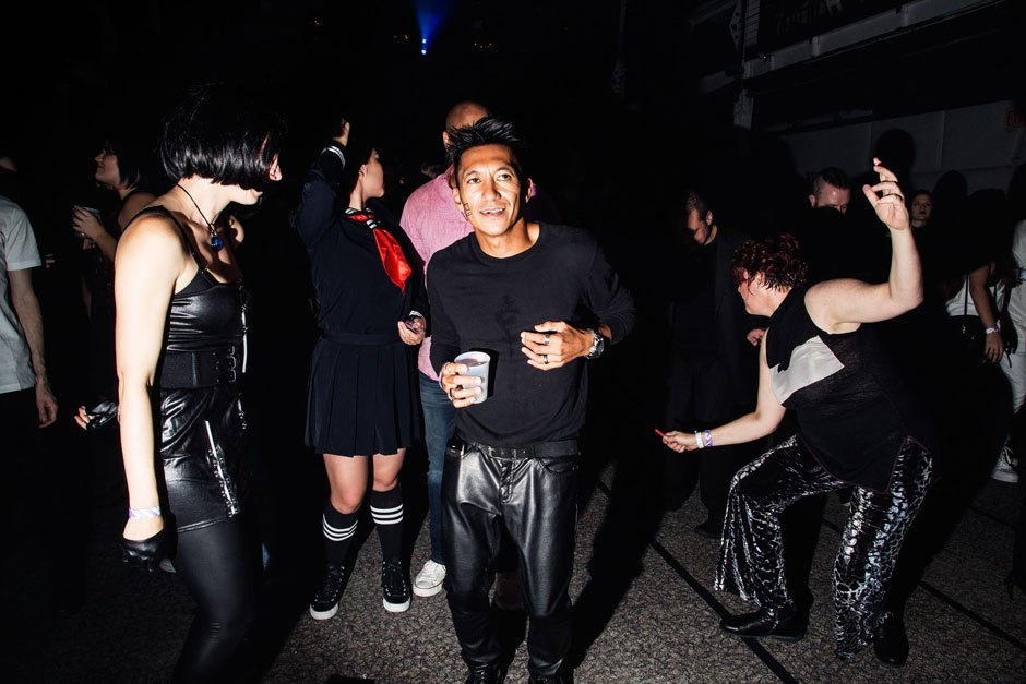 A bloody hot mess of photos from NYC's Blade Rave. Image 20.