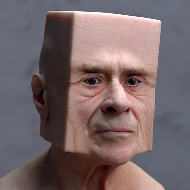 Lee Griggs, Deformations. Image 1.