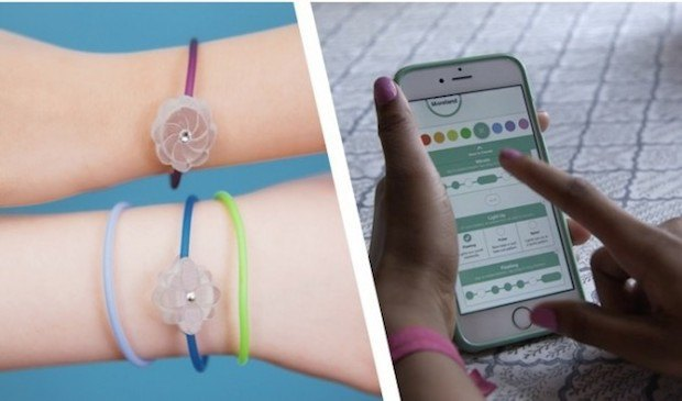 Jewelbots are friendship bracelets that teach girls how to code. Image 2.