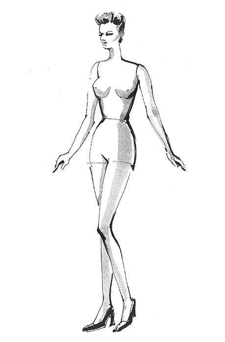The complete history of mannequins: Garbos, Twiggies, Barbies and beyond. Image 13.
